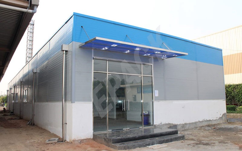 EPACK Top Leading Site Offices And Prefabricated Office Building  Manufacture Company Based In India. The Prefab Site Offices Are Insulated  Resulting To ...