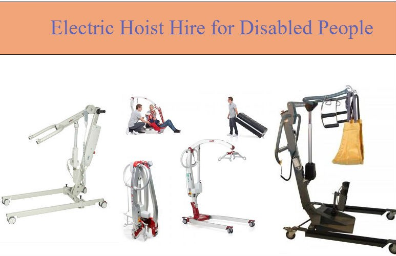 Hoist Hire for Disabled People in Dundee