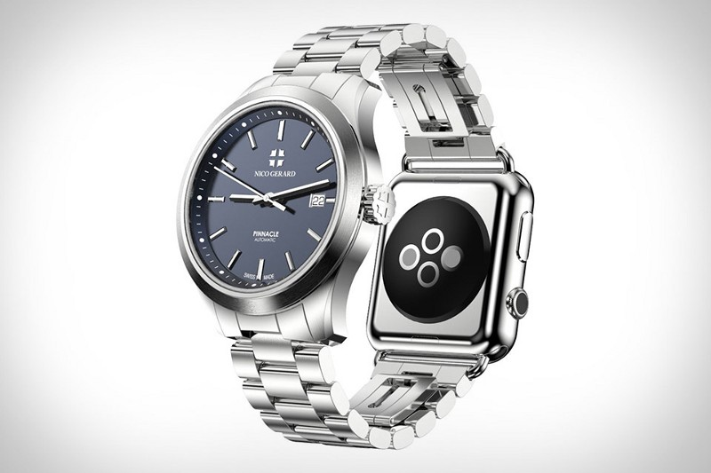 What will be the impact of the smartwatch on the traditional timepiece?