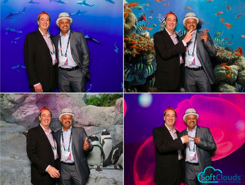 SoftClouds Team at Oracle Modern CX 2018 -Brian Friedman & Balaji Ramchandran