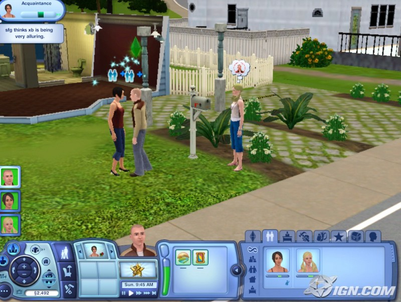 the sims freeplay build two dating relationships