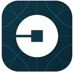 Data  - The Modern World's Most Precious Resource - Uber Logo