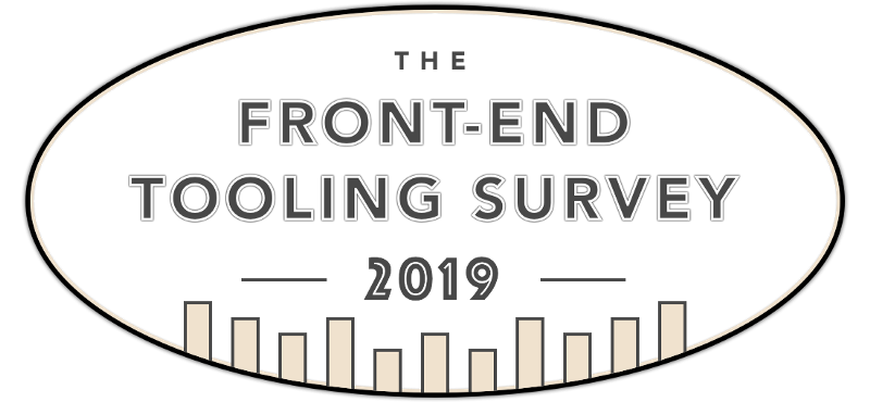 Launching the Front-End Tooling Survey 2019