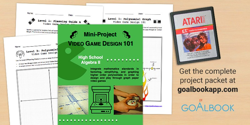 Graphing Factors And Polynomials Video Game Design - Game design 101