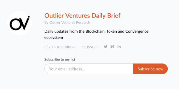Mergers, mining, token analysis and a regulation update — the March briefing Outlier Ventures