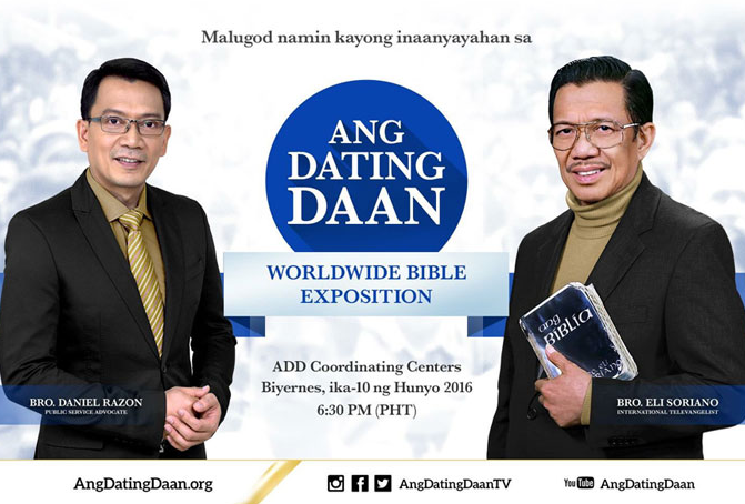 Ang hookup daan bible exposition answer and questions