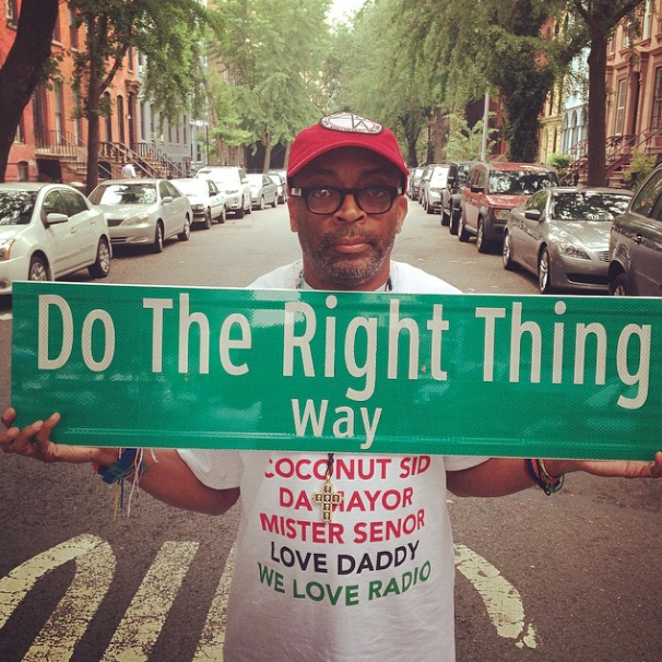 10 Things You Might Have Missed In Spike Lee's Do The