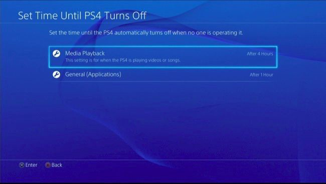 Safety Gaming Controls on PlayStation
