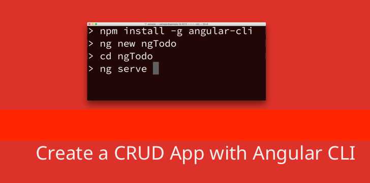 How to perform CRUD operations in Angular