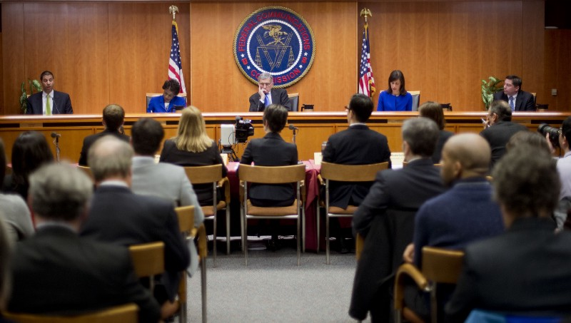 FCC Chief Begins Rollback Of 'Net Neutrality' Regulations