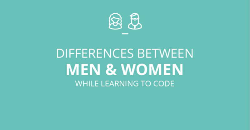 9 Differences Between Men and Women Learning to Code