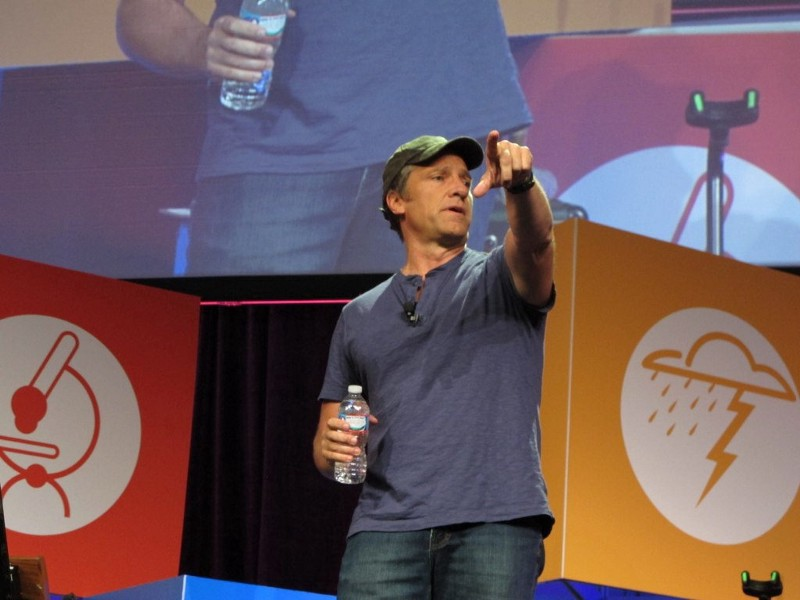 Mike Rowe: The King of Public Speaking