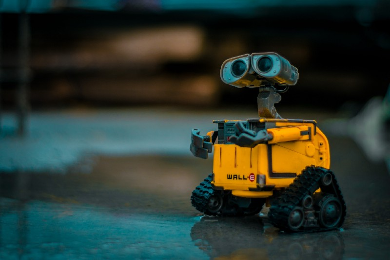 Wall-E's humans could have gone home earlier with the advent of smart contracts.