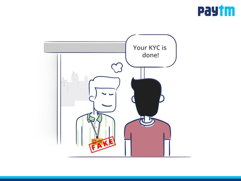 5 Common Ways Fraudsters will try to dupe you | Paytm Payments Bank Blog