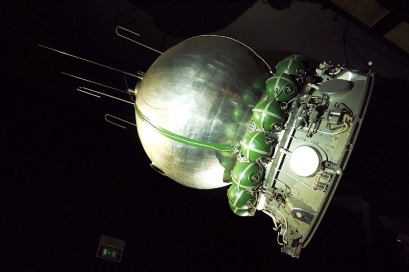 The brothers claimed to have tracked Vostok launches (credit: Errabee, wiki commons)