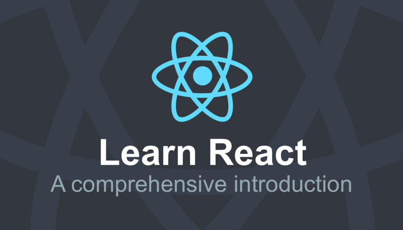 Learn React with this massive 48-part course created by a top technology school