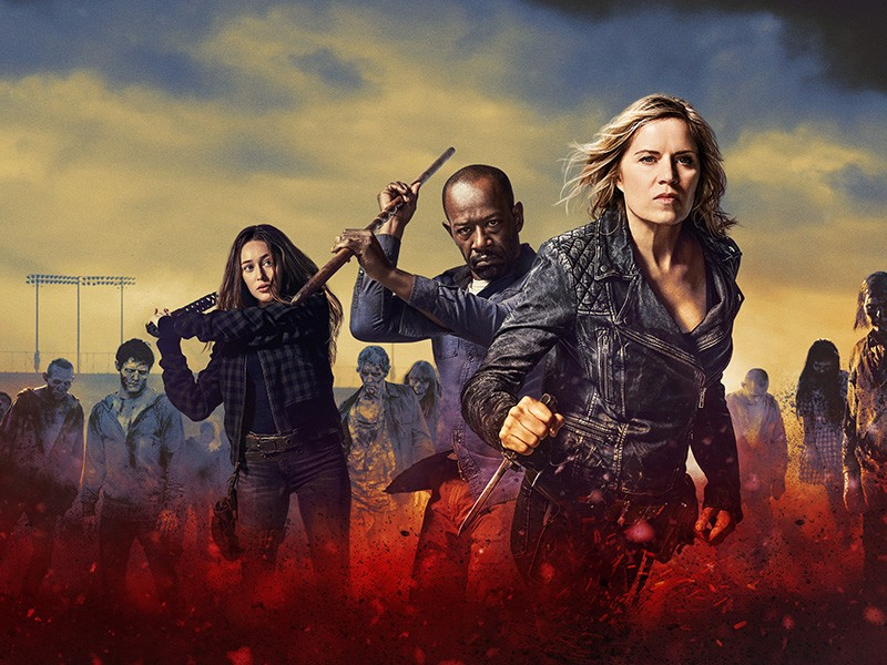 Fear The Walking Dead 4x15 Temporada 4 Capitulo 15 Subtitulado Español