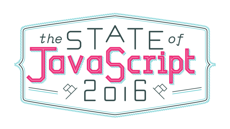 The State Of JavaScript 2016: Results