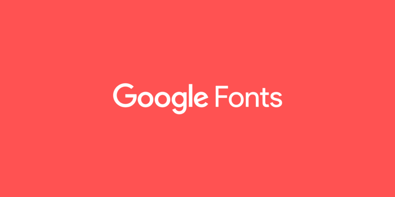 How to use Google Fonts in your next web design project
