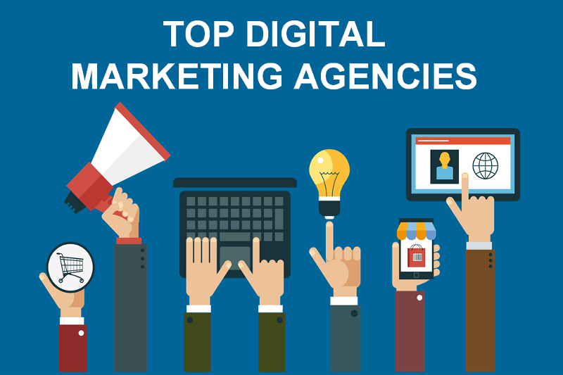 Top digital marketing agencies from usa uk canada for Advertising companies uk