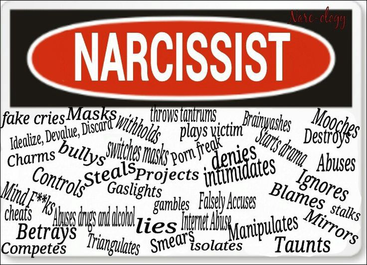 The Bottom Line With a Narcissist