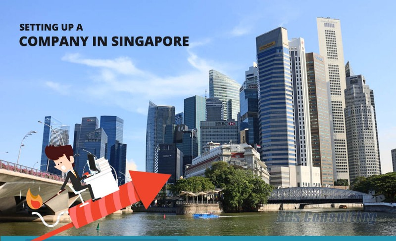 Set Up a Company in Singapore to Enjoy Its Manifold Advantages