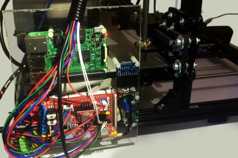 How to build a CNC controller in Python
