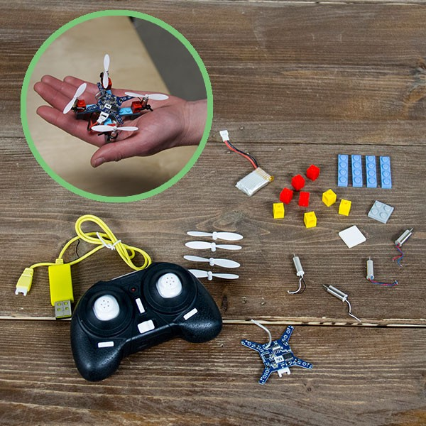 Kitables mini lego drone kit review scopeprice medium diy do it yourself mini lego drone kit elevates legos to the whole new level this mini lego drone kit gives you everything you need to build your own solutioingenieria