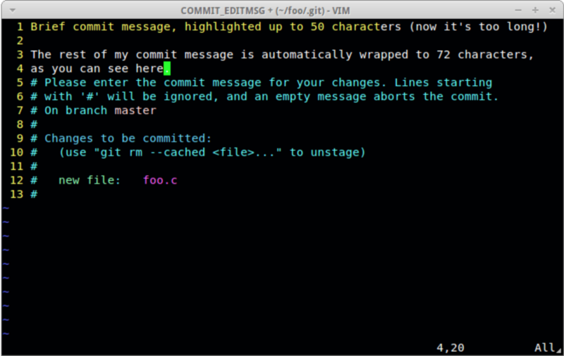 How to make your commit messages awesome and keep your team happy
