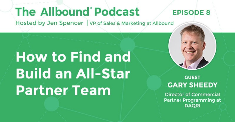 The Allbound Podcast How To Find And Build An All Star