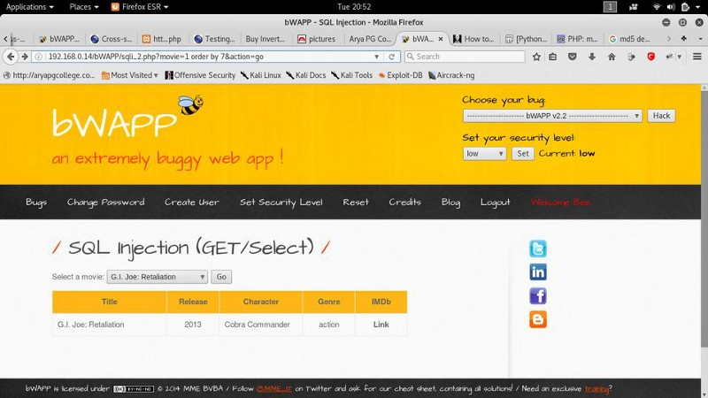 SQL Injection : The Cause of Website Hacking - School Of Hackers