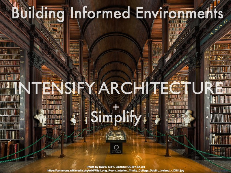 Building Informed Environments