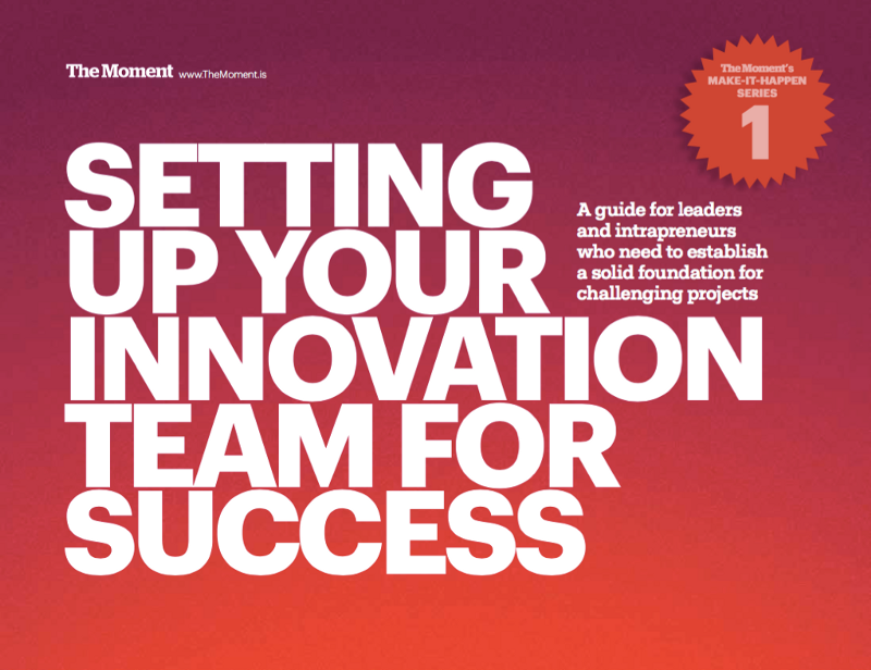 setting-up-your-innovation-team-for-success