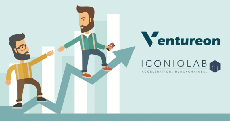 Iconiq Lab and Ventureon announce a Strategic Partnership. Building the best crypto investment opportunities together.