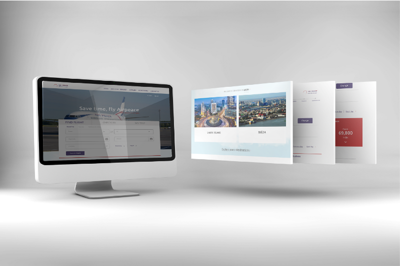 A UX case study: Building a better experience (Re-designing the Air Peace Airline website)