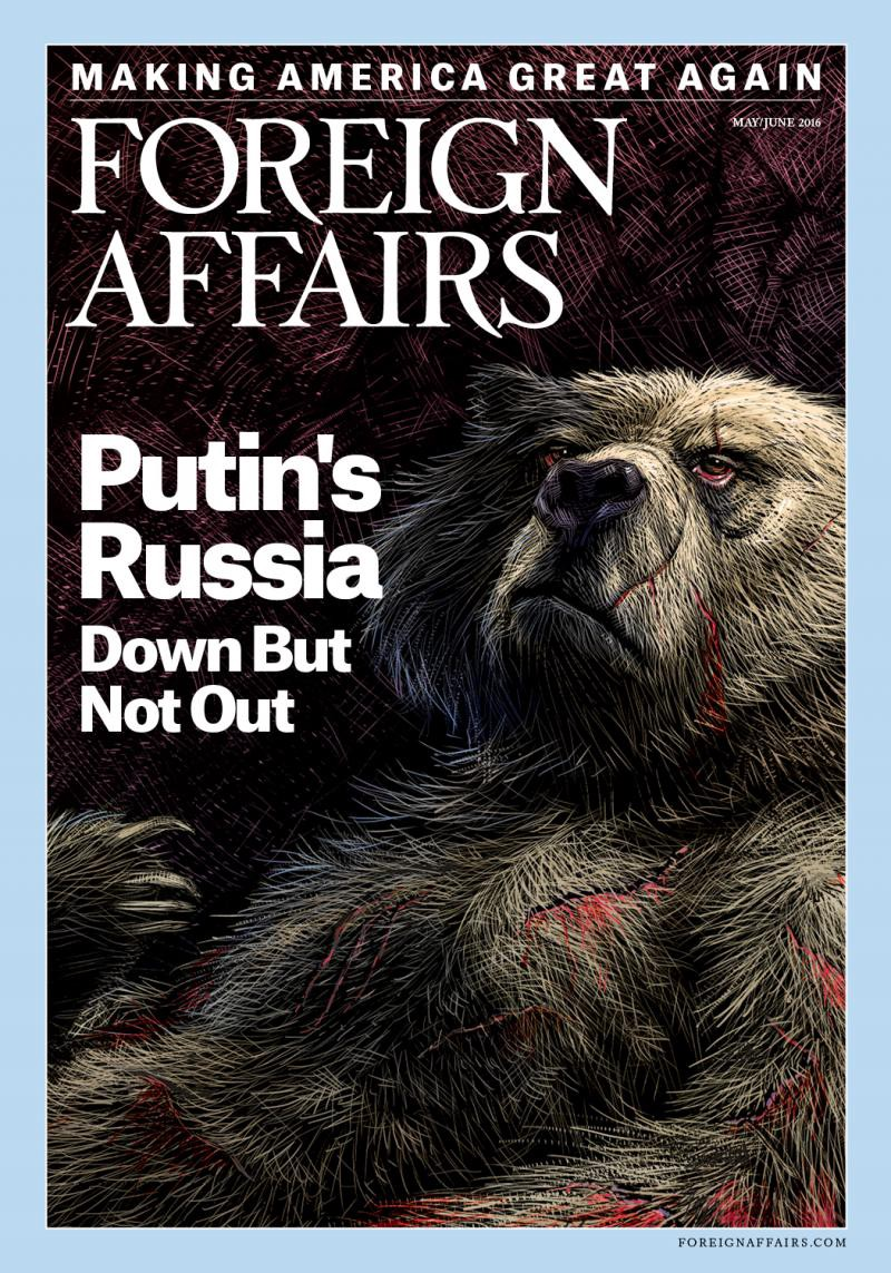 Russophobia and the Dark Art of Anti-Russian Magazine Covers