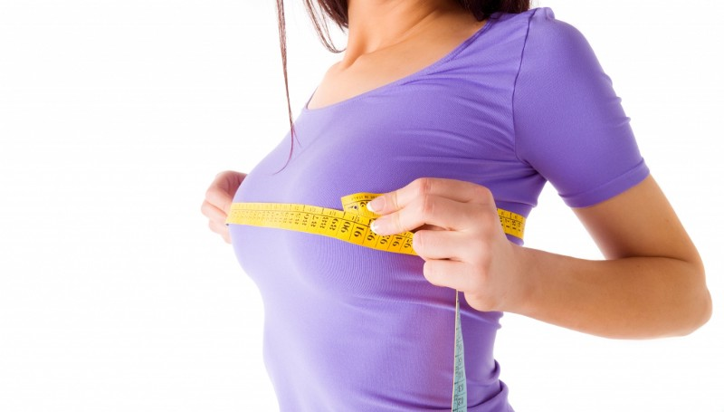 How to increase your breast size naturally