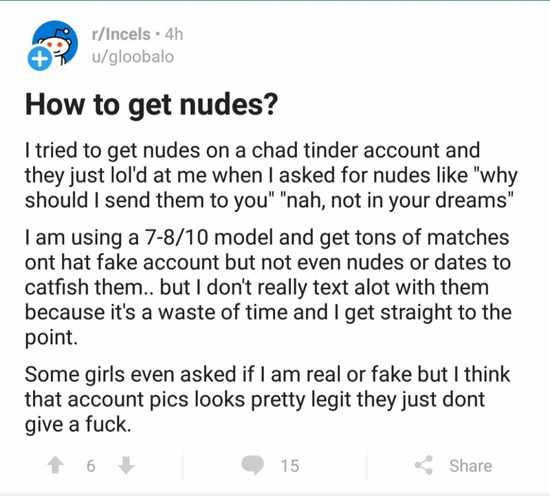 The Internet's Absolute Worst: A Shallow Dive into Incel