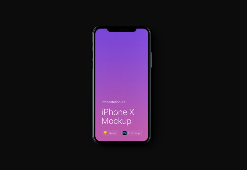 notch' crazy, iphone x mad 📱🤡 – prototypr, Presentation templates