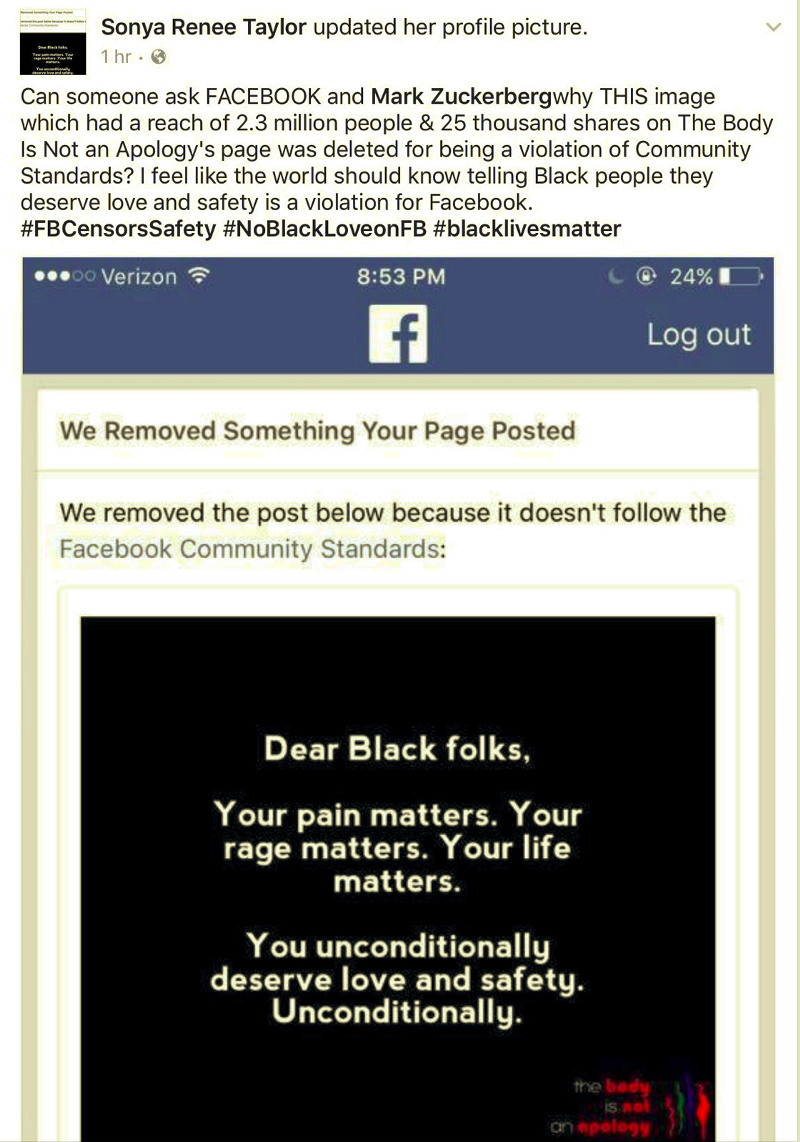 Facebook's revealed censorship rules show white men are a