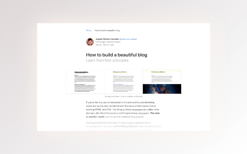 How To Build A 💅 Responsive Blog Design With Bulma CSS