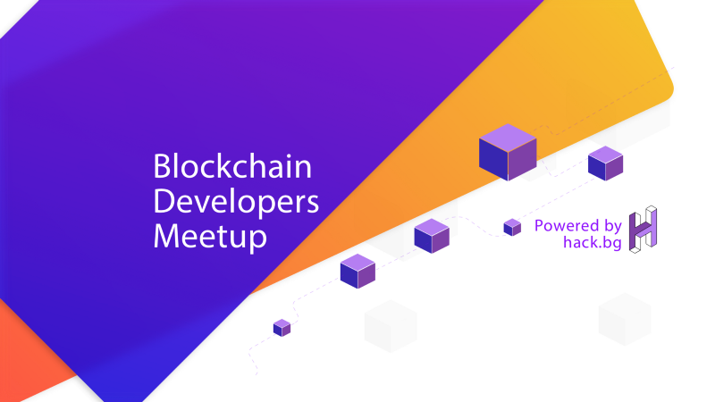 We started the Blockchain Developers Meetup 1