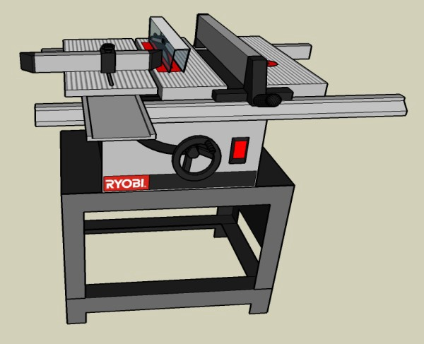 Ryobi bt3000 table saw jeff smith medium as a former bt3000 owner i feel compelled to chime in here i bought the bt3000 as my first table saw and it took me about two years to outgrow it greentooth Images