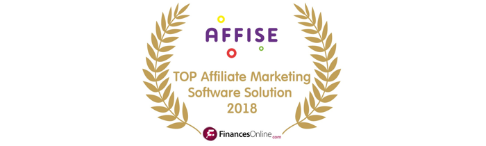 Affise Is Listed As TOP Affiliate Marketing Solution