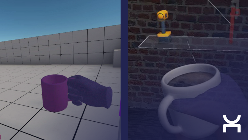 This November, we are introducing Interhaptics newest feature on the Interaction Builder: the snapping. And what difference does it make? Well, you will be able to create ever more realistic and accurate hand tracking interactions. Adding a haptic layer to these interactions will only increase the immersion level of any solution.