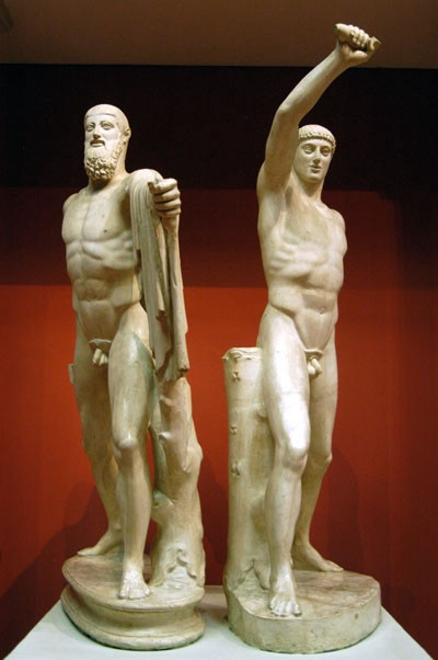 Harmodius and Aristogeiton