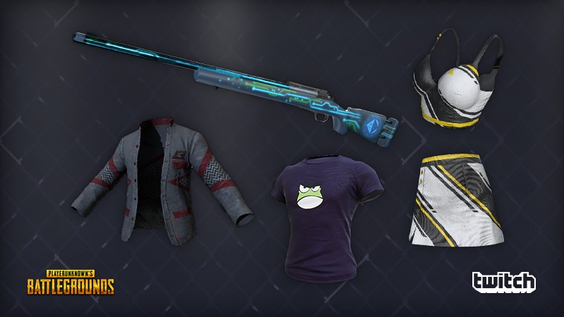 Get Skins From Hundreds Of Your Favorite Pubg Streamers A Portion Of The Revenue Of Every Skin You Purchase Goes Directly To Supporting The Streamer For