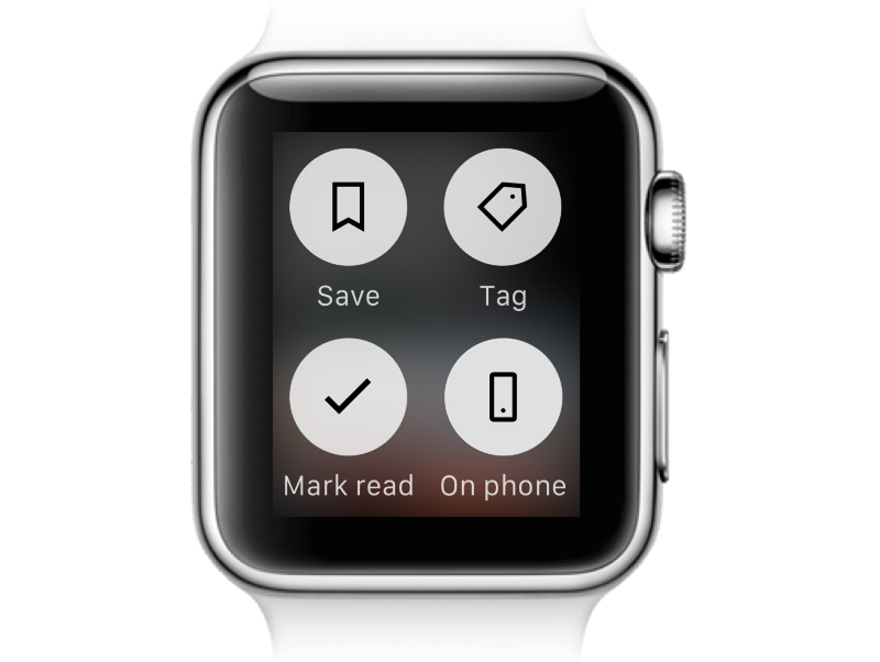 Is There Any Application Interesting You on the Apple Watch?
