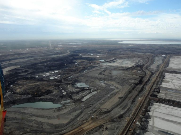 CNRL's Horizon tar sands project