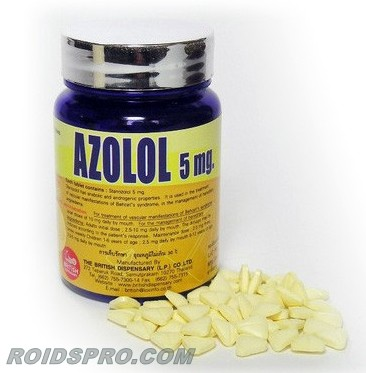 azolol stanozolol british dispensary for sale